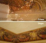 17 - Restauro murale e lapideo Genova - Mara Beccaris