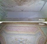 20 - Restauro murale e lapideo Genova - Mara Beccaris