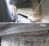 21 - Restauro murale e lapideo Genova - Mara Beccaris