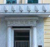22 - Restauro murale e lapideo Genova - Mara Beccaris