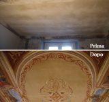 27 - Restauro murale e lapideo Genova - Mara Beccaris