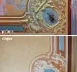 28 - Restauro murale e lapideo Genova - Mara Beccaris