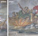 29 - Restauro murale e lapideo Genova - Mara Beccaris
