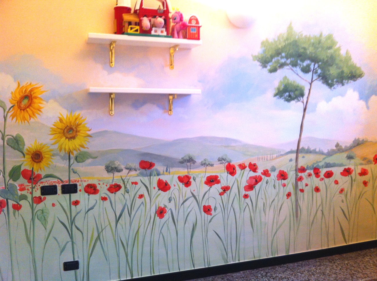 Decorazioni camerette per bambini decorazioni camerette - Plafoniera per cameretta ...