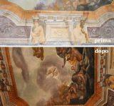 30 - Restauro murale e lapideo Genova - Mara Beccaris