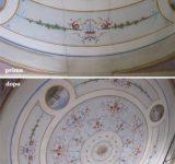 42 - Restauro murale e lapideo Genova - Mara Beccaris