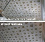 43 - Restauro murale e lapideo Genova - Mara Beccaris