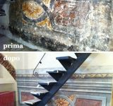 44 - Restauro murale e lapideo Genova - Mara Beccaris