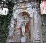 06 - Restauro murale e lapideo Genova - Mara Beccaris