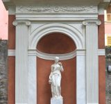 07 - Restauro murale e lapideo Genova - Mara Beccaris
