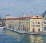 8 - Dipinti ad Olio ed acquerello - Mara Beccaris Genova