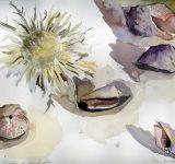 15 - Dipinti ad Olio ed acquerello - Mara Beccaris Genova