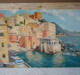 3 - Dipinti ad Olio ed acquerello - Mara Beccaris Genova