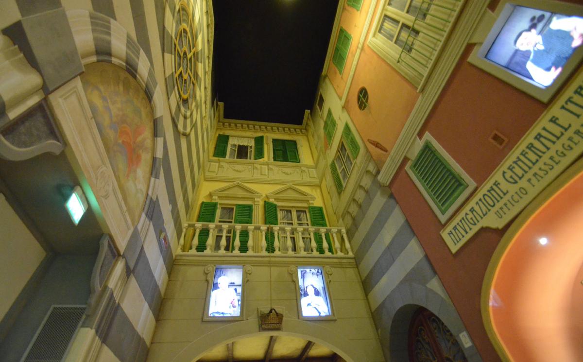 Museo del Mare - Genova - Mara Beccaris 1