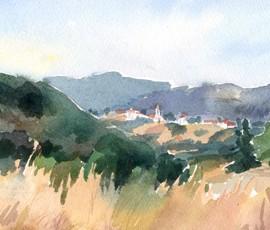 Dipinti ad olio ed acquerello